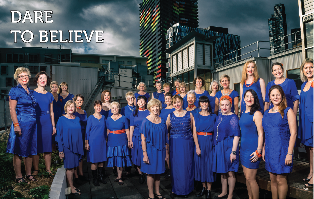 Photo of Brunswick Women's Choir